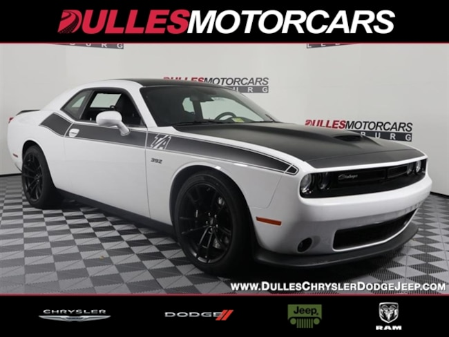 New 2018 Dodge Challenger T/A 392 Coupe Leesburg, VA