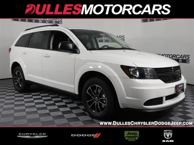 New 2018 Dodge Journey SE SUV Leesburg, VA