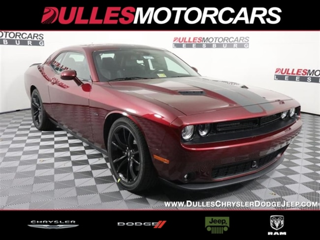New 2018 Dodge Challenger R/T PLUS Coupe Leesburg, VA