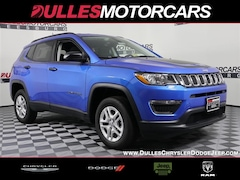 2018 Jeep Compass Sport 4x4 SUV for sale in Leesburg, VA