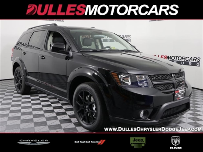 New 2018 Dodge Journey GT AWD Sport Utility Leesburg, VA