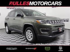 2018 Jeep Compass SPORT 4X4 Sport Utility for sale in Leesburg, VA