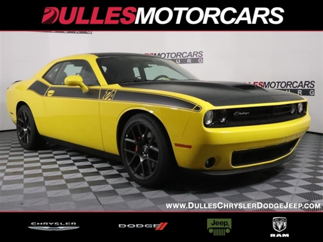 New 2018 Dodge Challenger T/A PLUS Coupe Leesburg, VA