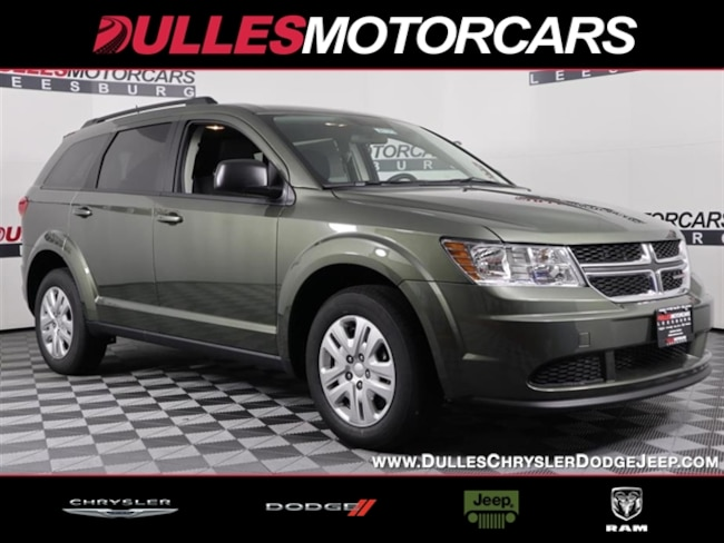 New 2018 Dodge Journey SE AWD Sport Utility Leesburg, VA