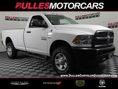 2018 Ram 2500 TRADESMAN REGULAR CAB 4X4 Regular Cab