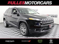 2018 Jeep Cherokee LIMITED FWD Sport Utility for sale in Leesburg, VA
