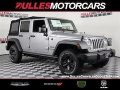 2018 Jeep Wrangler JK UNLIMITED SPORT 4X4 Sport Utility for sale in Leesburg, VA