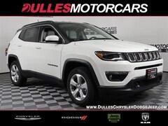 2018 Jeep Compass LATITUDE 4X4 Sport Utility for sale in Leesburg, VA