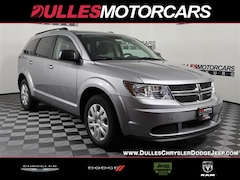 New vehicles 2018 Dodge Journey SE Sport Utility for sale near you in Leesburg, VA
