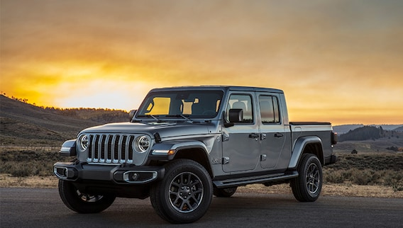 New Dodge Midsize Truck >> The 2020 Jeep Gladiator At Dulles Chrysler Dodge Jeep