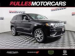2021 Jeep Grand Cherokee SUMMIT 4X4 Sport Utility