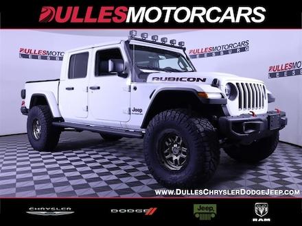 2020 Jeep Gladiator Lifted RUBICON 4X4 Crew Cab