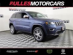 2021 Jeep Grand Cherokee LIMITED 4X4 Sport Utility