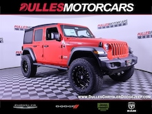 2020 Jeep Wrangler Lifted UNLIMITED SPORT S 4X4 Sport Utility