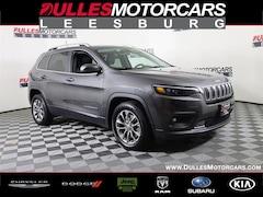 2020 Jeep Cherokee Latitude Plus SUV