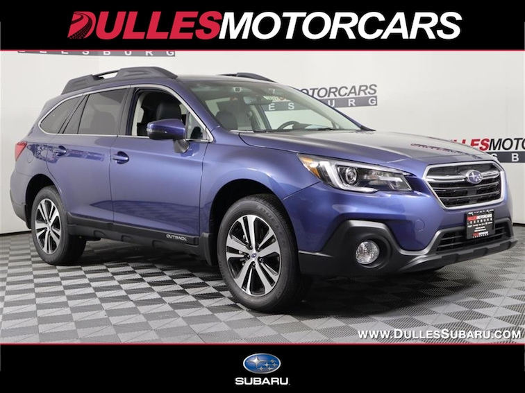 2019 Subaru Outback 3.6R Limited SUV for sale in Leesburg, VA