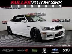 2001 BMW M3 Base Convertible
