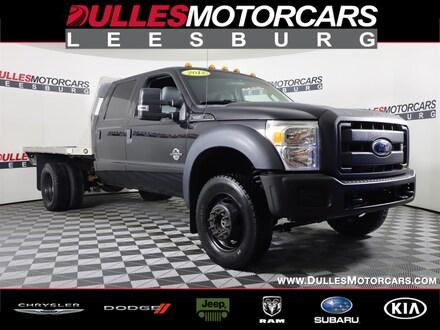 2012 Ford F-450SD XL Truck