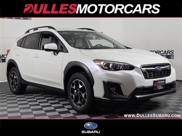 New 2019 Subaru Crosstrek For Sale in Leesburg VA at Dulles