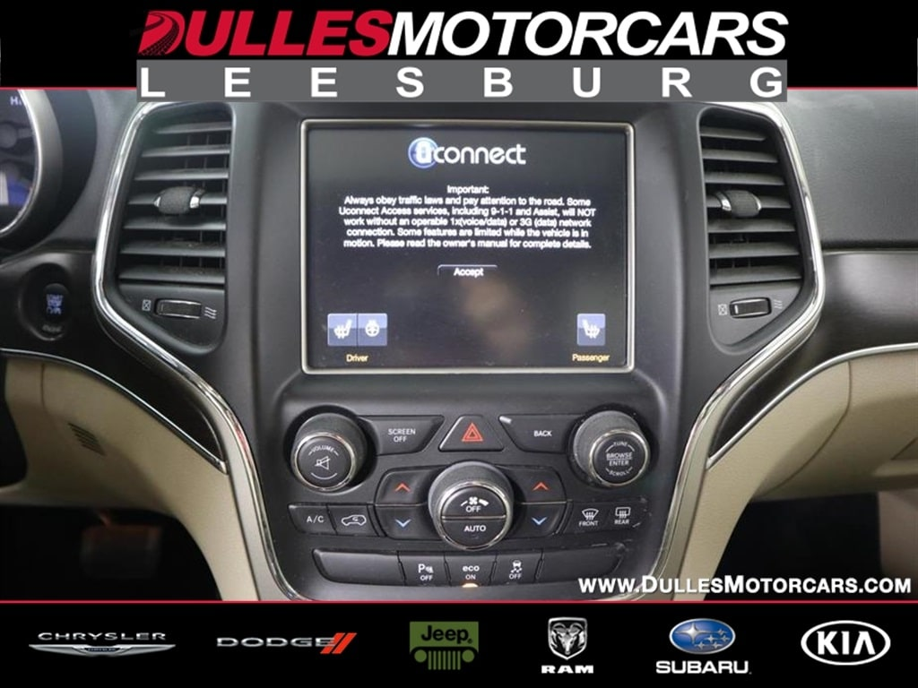 Used 2014 Jeep Grand Cherokee For Sale in Leesburg VA at