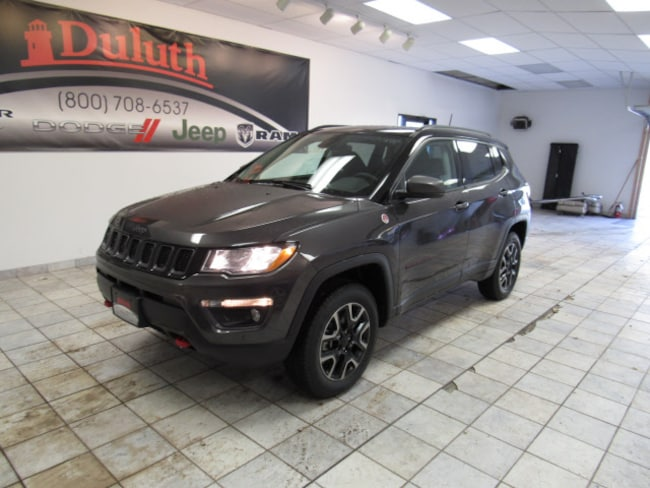 2019 Jeep Compass Trailhawk 4x4 For Sale Duluth Mn