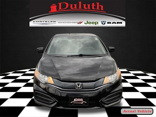 Used 2015 Honda Civic EX with VIN 2HGFG3B88FH513643 for sale in Hermantown, Minnesota