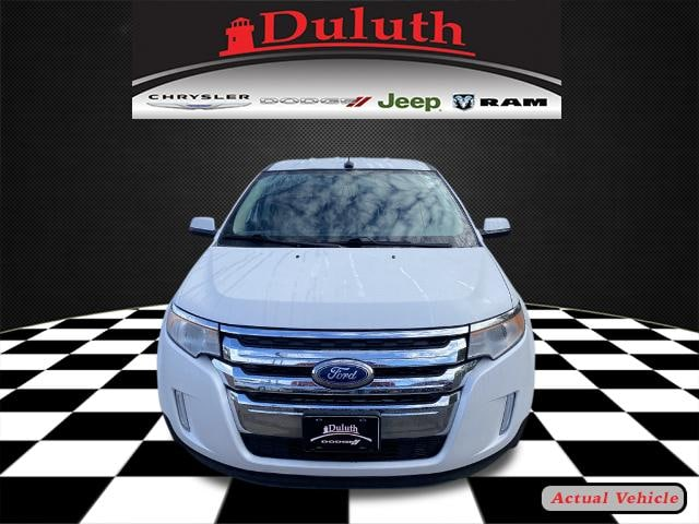 Used 2013 Ford Edge Limited with VIN 2FMDK4KC7DBA75546 for sale in Hermantown, Minnesota
