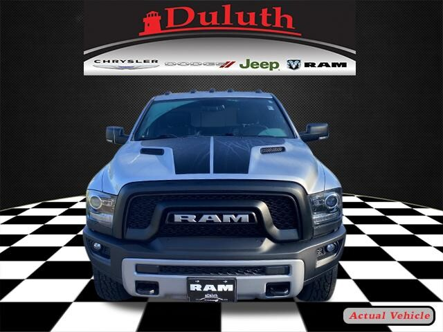 Certified 2016 RAM Ram 1500 Pickup Rebel with VIN 1C6RR7YT9GS200238 for sale in Hermantown, Minnesota