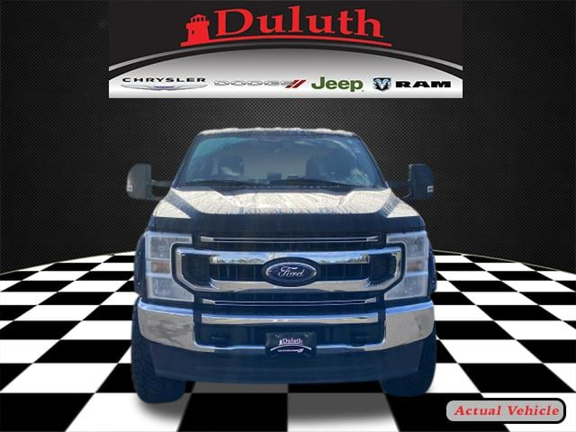 Used 2020 Ford F-250 Super Duty XLT with VIN 1FT7W2B69LEC22716 for sale in Hermantown, Minnesota