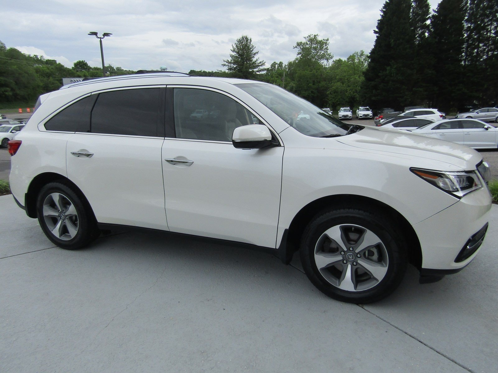 Featured Pre Owned 2014 Acura MDX MDX SUV for sale near you in Roanoke, VA