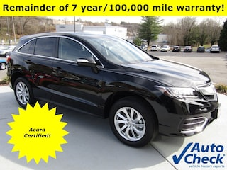 Used 2018 Acura RDX V6 AWD SUV for sale near you in Roanoke VA