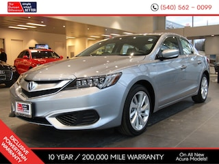 New Acura vehicles 2018 Acura ILX Base Sedan for sale near you in Roanoke, VA