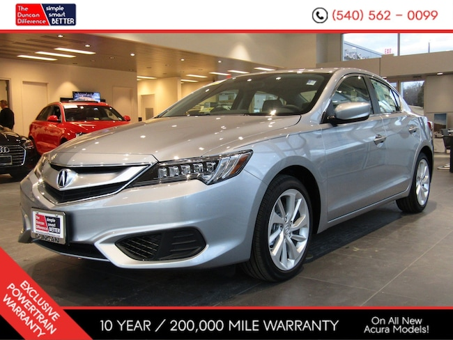 New Acura ILX For Sale Roanoke VA VIN UDEFJA - Acura ilx 2018 for sale