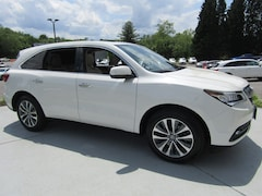 2016 Acura MDX MDX SH-AWD with Technology and Entertainment Packages SUV