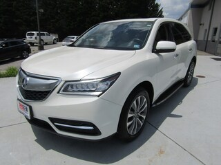 Used 2014 Acura MDX MDX SH-AWD with Technology Package SUV for sale near you in Roanoke VA