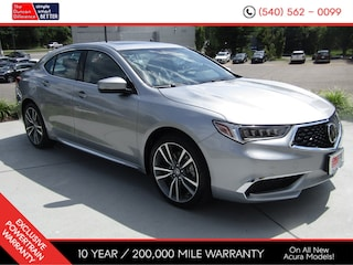 New 2019 Acura TLX 3.5 V-6 9-AT SH-AWD with Technology Package Sedan for sale near you in Roanoke, VA