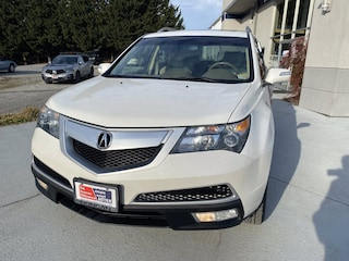 Used 2012 Acura MDX 3.7L Technology Package SUV for sale near you in Roanoke, VA