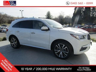 All new and used cars, trucks, and SUVs 2019 Acura MDX SH-AWD with Advance Package SUV for sale near you in Roanoke, VA