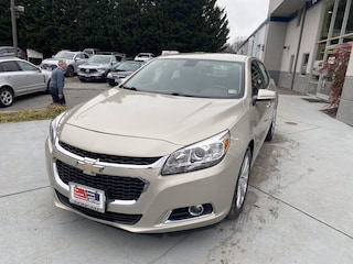 Used 2015 Chevrolet Malibu LTZ w/1LZ Sedan for sale near you in Roanoke, VA