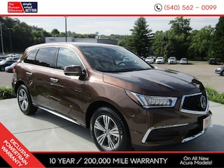 New 2019 Acura MDX SH-AWD SUV for sale near you in Roanoke, VA
