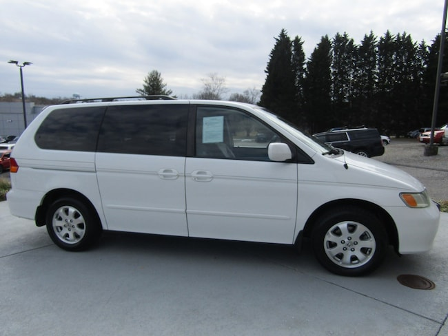 Discounted bargain used vehicle 2003 Honda Odyssey EX Van for sale near you in Roanoke, VA