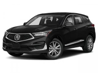 New 2021 Acura RDX SH-AWD with Technology Package SUV for sale near you in Roanoke, VA