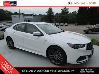 New Acura vehicles 2019 Acura TLX 2.4 8-DCT P-AWS with A-SPEC RED Sedan for sale near you in Roanoke, VA