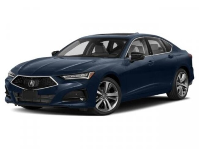 New Acura vehicle 2021 Acura TLX SH-AWD with Advance Package Sedan for sale near you in Roanoke, VA