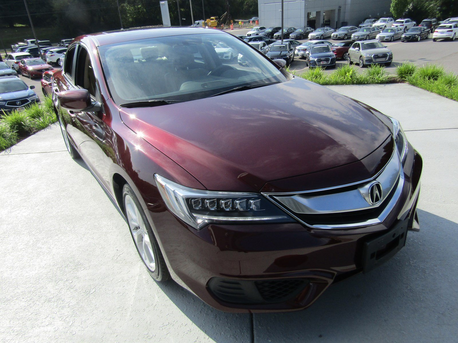 Featured Pre Owned 2016 Acura ILX 2.4L (A8) Sedan for sale near you in Roanoke, VA