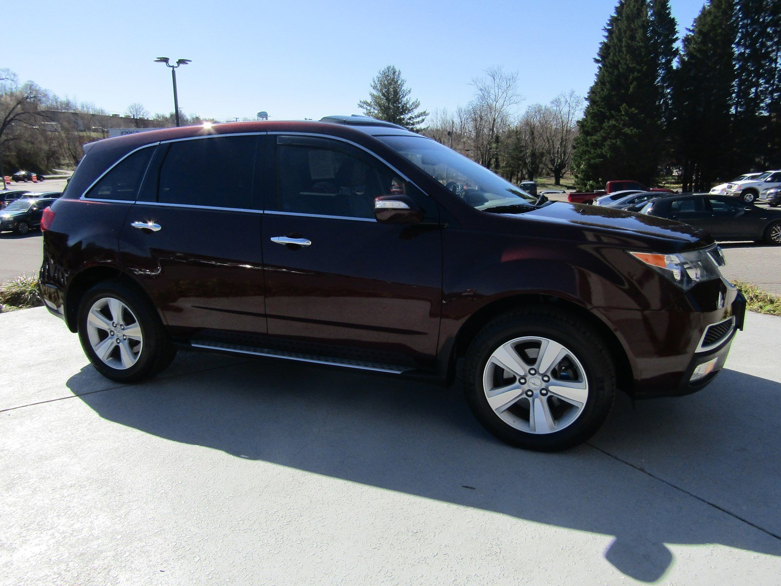 Featured pre owned vehicles 2011 Acura MDX MDX With Technology Package SUV for sale near you in Roanoke, VA