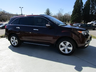 Used vehicles 2011 Acura MDX MDX With Technology Package SUV for sale near you in Roanoke, VA