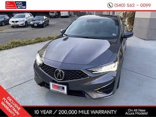 New 2021 Acura ILX with Technology and A-Spec Package Sedan for sale near you in Roanoke, VA