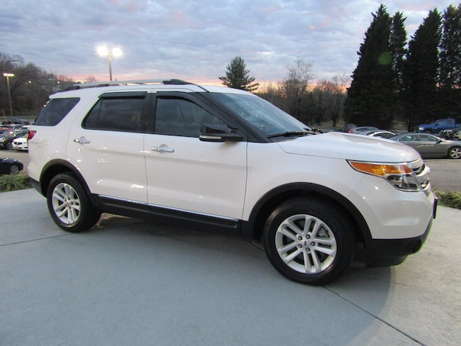 Used vehicles 2014 Ford Explorer XLT SUV for sale near you in Roanoke, VA