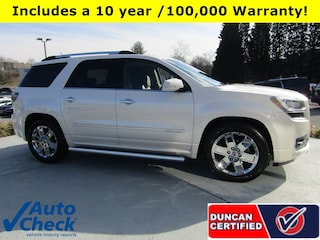 Used 2014 GMC Acadia Denali SUV for sale near you in Roanoke VA